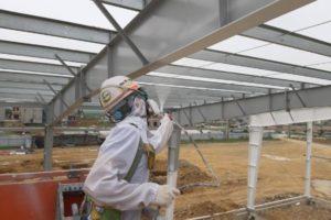 Hướng dẫn thi công sơn chịu nhiệt cho kết cấu thép