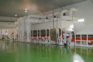 Lợi ích và hướng dẫn thi công sơn chịu nhiệt cho hệ thống dây chuyền sấy công nghiệp