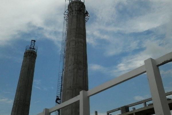 Qui trình thi công Sơn chịu nhiệt cho đường ống dẫn khí nóng, khí thải công nghiệp.