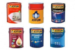 Sơn chịu nhiệt Jotun của nước nào?