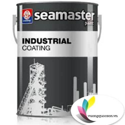 Sơn Chịu Nhiệt Seamaster 6003 Seatherm Heat Resistant Aluminium 200ºC