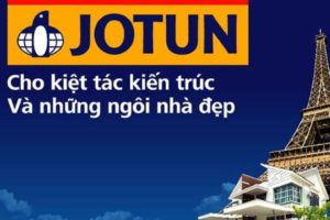 Bảng báo giá Sơn chịu nhiệt Jotun