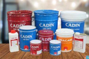 Tại sao nên sử dụng Sơn chịu nhiệt Cadin?