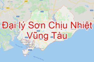 Đại lý Sơn chịu nhiệt tại Vũng Tàu